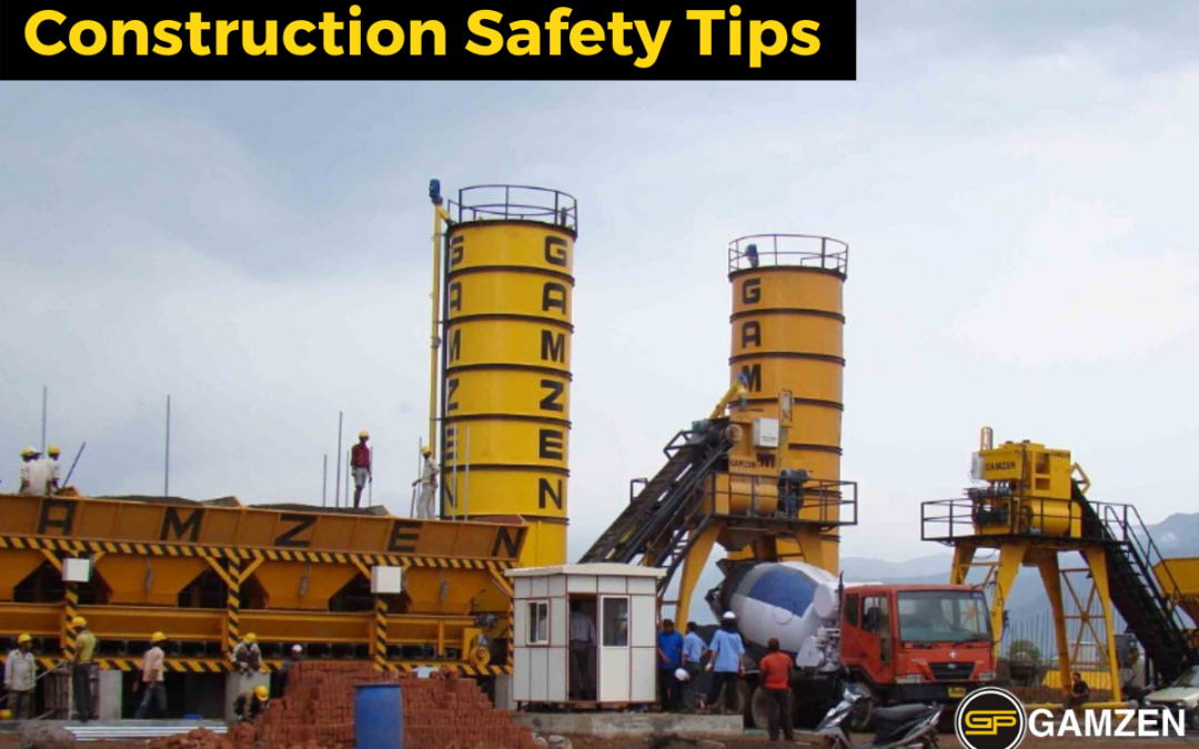 Top Road Construction Safety Tips For Workers