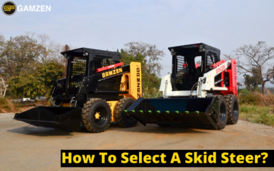 How To Select A Perfect Skid Steer Loader