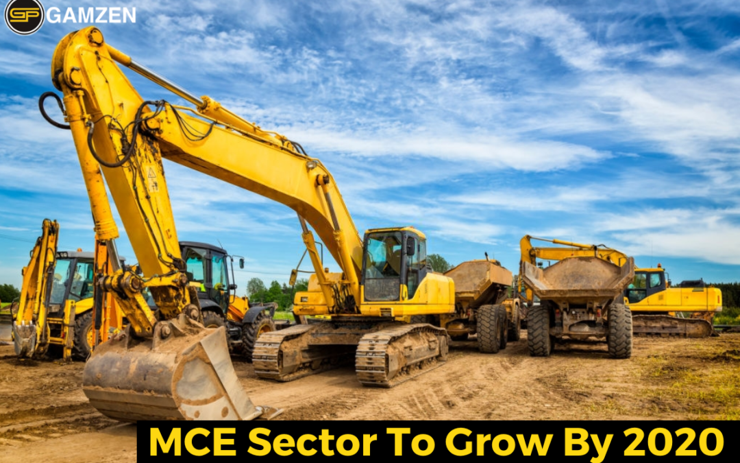 Mining and Construction Equipment Sector Likely to Grow by 2020