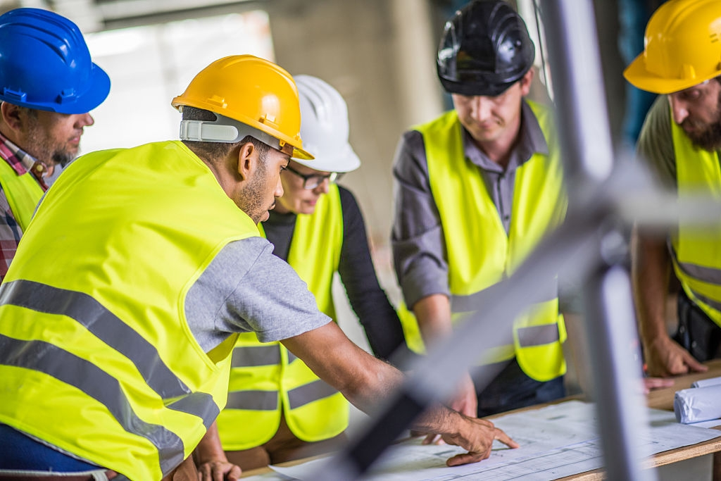 safety tips at construction sites